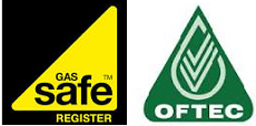 Gas Safe and Oftec registered